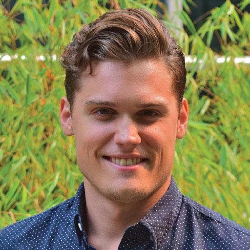 Nicholas Lloyd-Kuzik - Podcast Coordinator