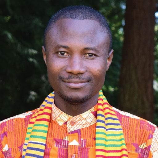 Solomon Atta - VP External