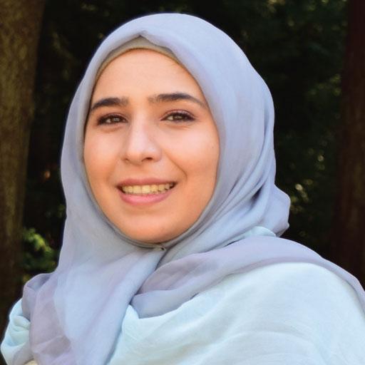 Israa Noureddine - VP Student Development