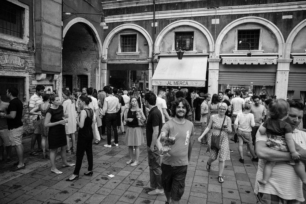 Mercato Rialto et le Bar AL Merca.
