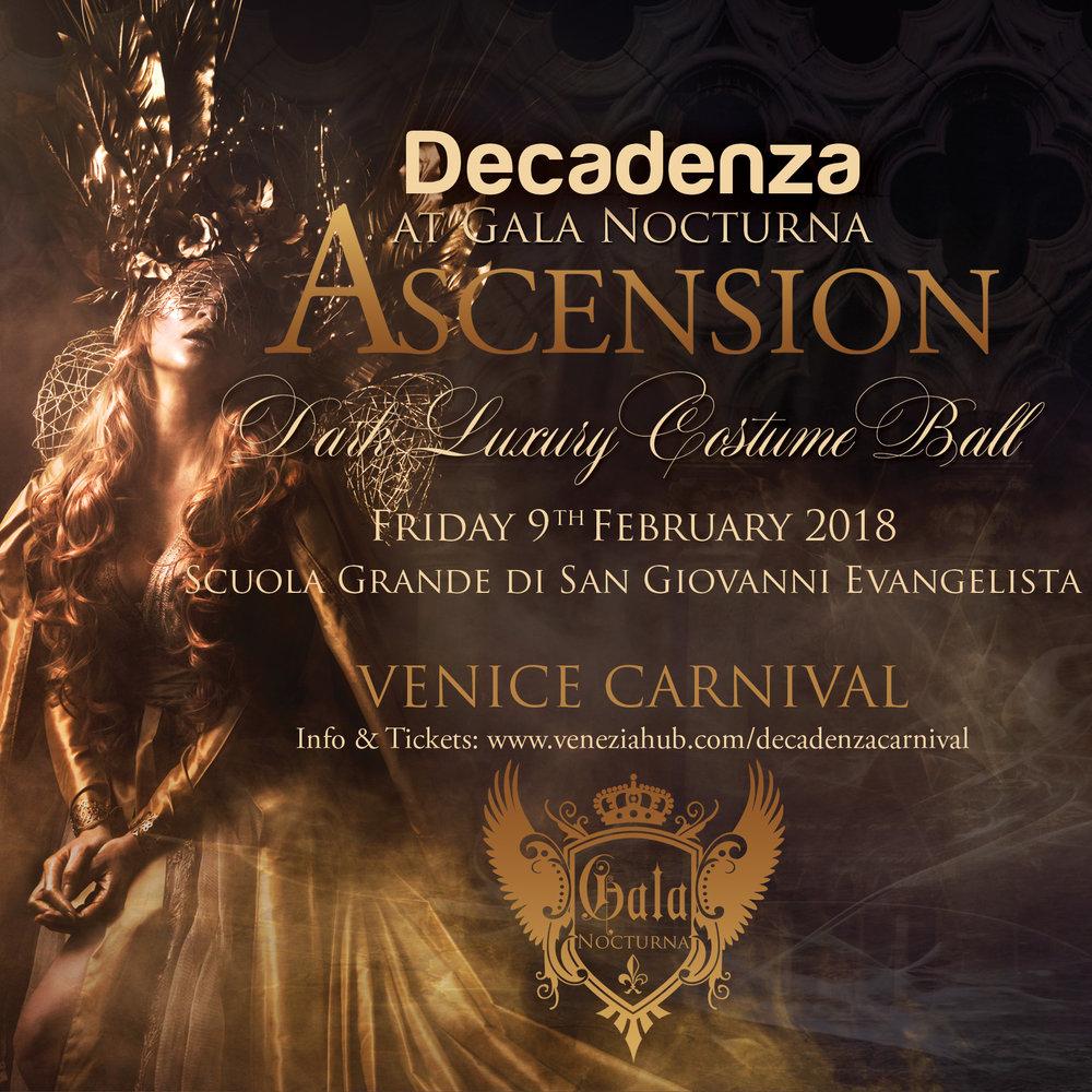 Decadenza - Friday Feb 9th