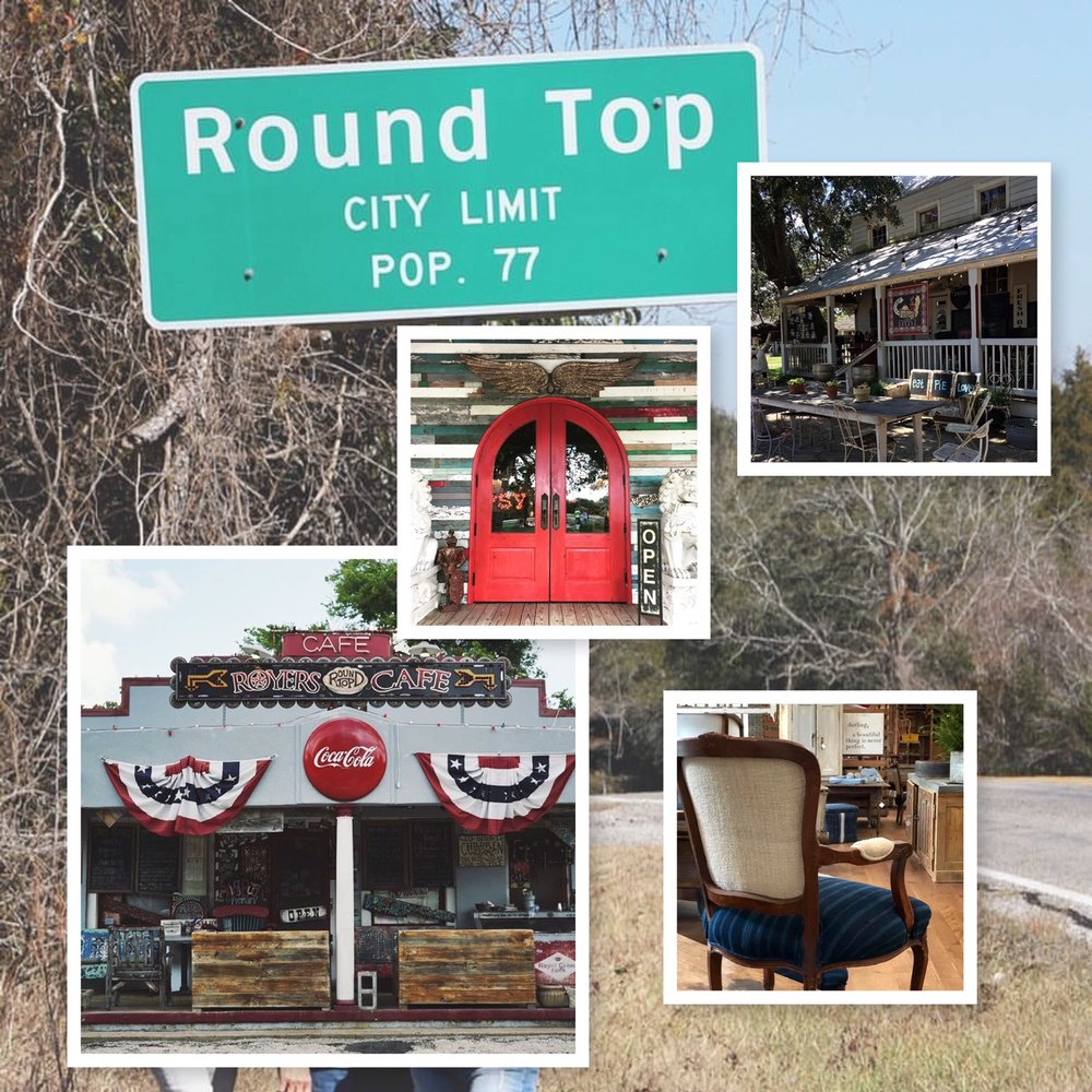 of course being in round top we will have to eat dinner at  royers   round top cafe  & more pie at  royers   pie haven , shop  junk gypsy  and other amazing shops!!!