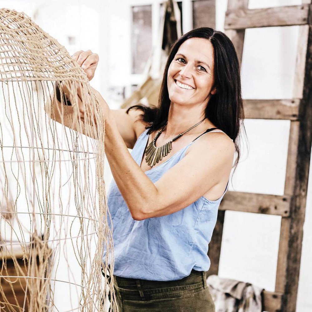 HARRIET GOODALL - BASKETRY TEACHER