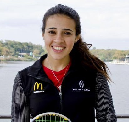 Heba El Torky (Egypt) - World #23   Heba El Torky has made big waves since she first burst on to the scene in 2005. The Egyptian broke her Tour duck at the 2008 Pakistan Open and followed that up with the China Open crown later on in the year. 2009 saw the young Egyptian break through to the quarter-final of the Hurghada Open where she defeated two-time World Junior Champion Raneem El Welily en-route before being eliminated. After a relatively quiet few years on the Tour whilst she pursued a medical degree at the Alexandria University, El Torky returned to winning form in 2014 with three Tour titles to her name including success at the Lagos International event. The Egyptian was hugely unlucky not to win the Sharm El Sheikh International in May 2015 after she narrowly lost to Tesni Evans in a climactic 3-2 final defeat.