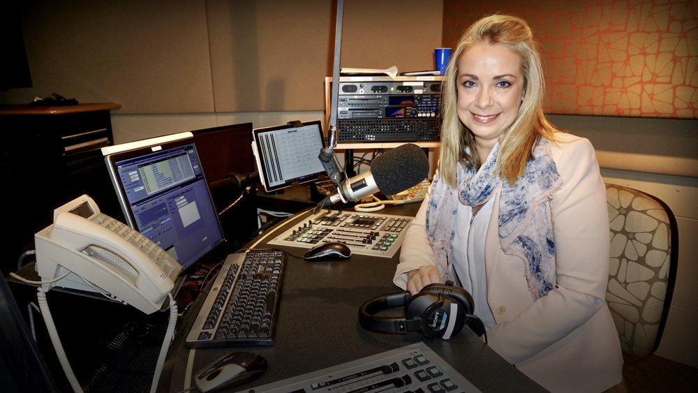 Kate Arnott - Host of the 'Leading Change' Podcast
