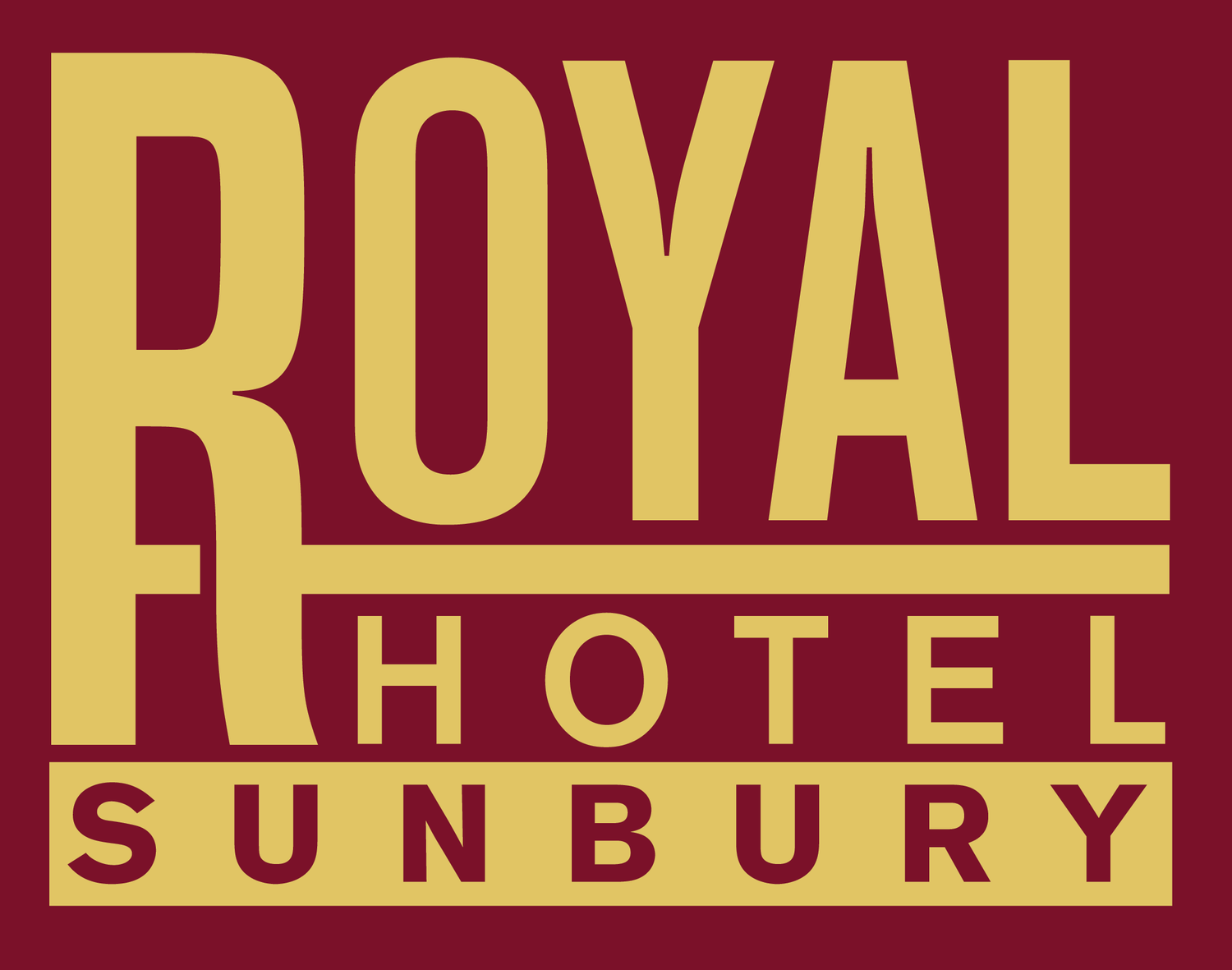 Royal Hotel, Sunbury, VIC