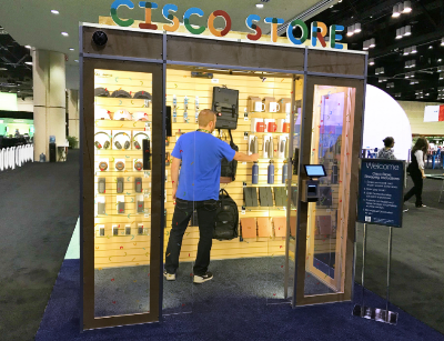 Cisco Store, powered by DeepMagic