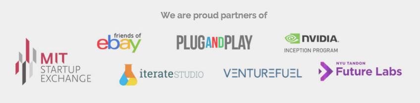 Homepage partnership logo