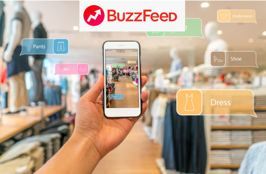 "April 27, 2018 - DeepMagic is featured in Buzzfeed's article ""Five Ways Retail Will Never Be The Same."""