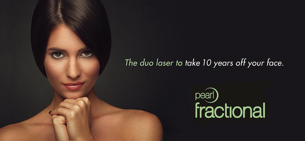 Pearl™ Fractional Laser