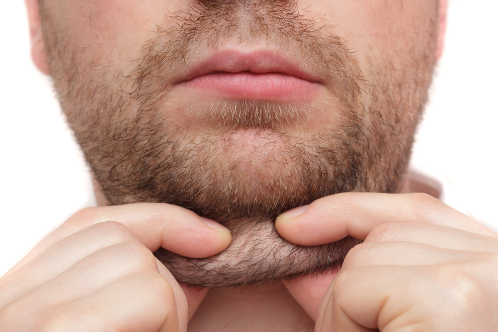 There is nothing more frustrating than a built-in turtle neck, the dreaded double chin. Who hasn't looked at a photo of themself only to wish they had remembered to stretch their chin a little higher to prevent the dreaded extra fold? -