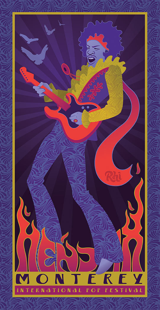 JIMI HENDRIX    Digital, 2017