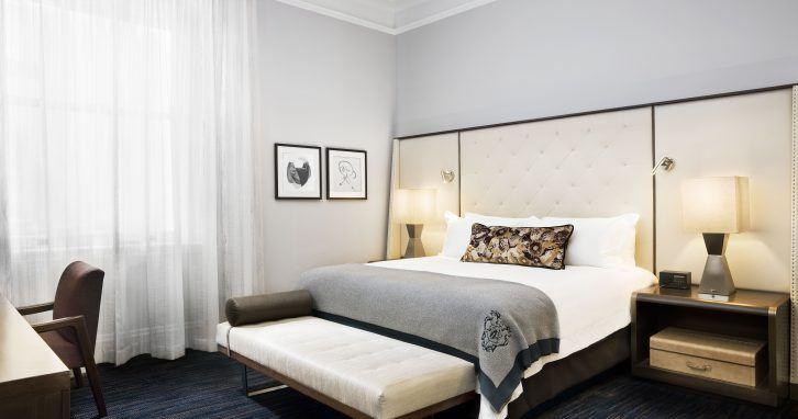 A superior guestroom