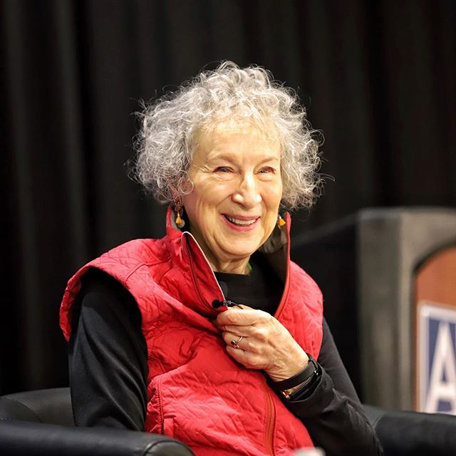 Margaret Atwood 2020.