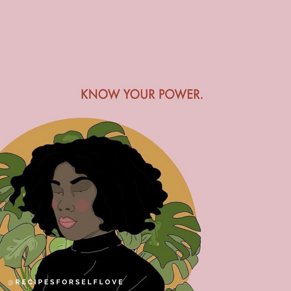 """This is my Black girl manifesto. Sometimes I hesitate to stand in my light, but I rather blind the world with my brilliance.""    Affirmation to stand in you power ."