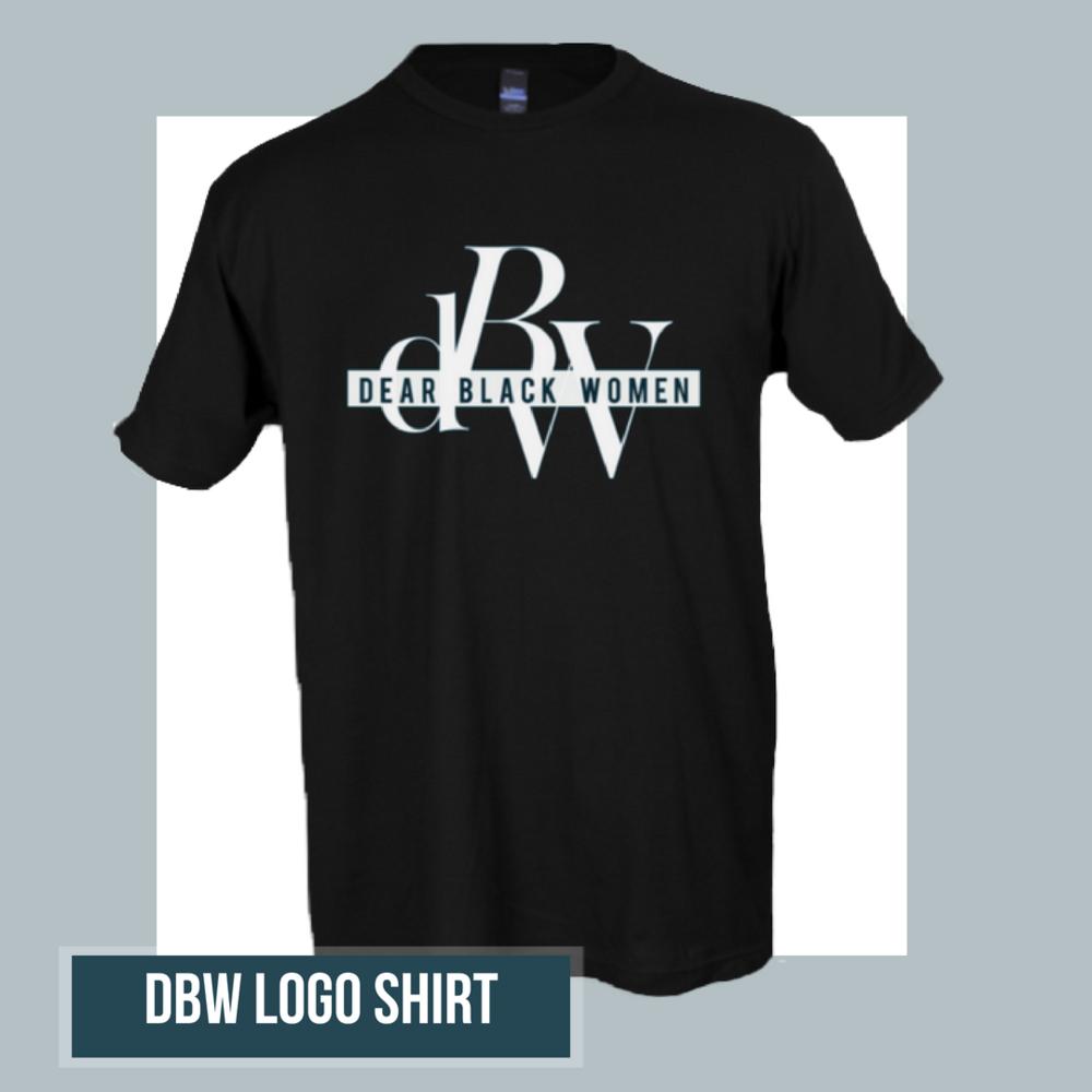 da9da689c DBW Logo T-Shirt — Dear Black Women