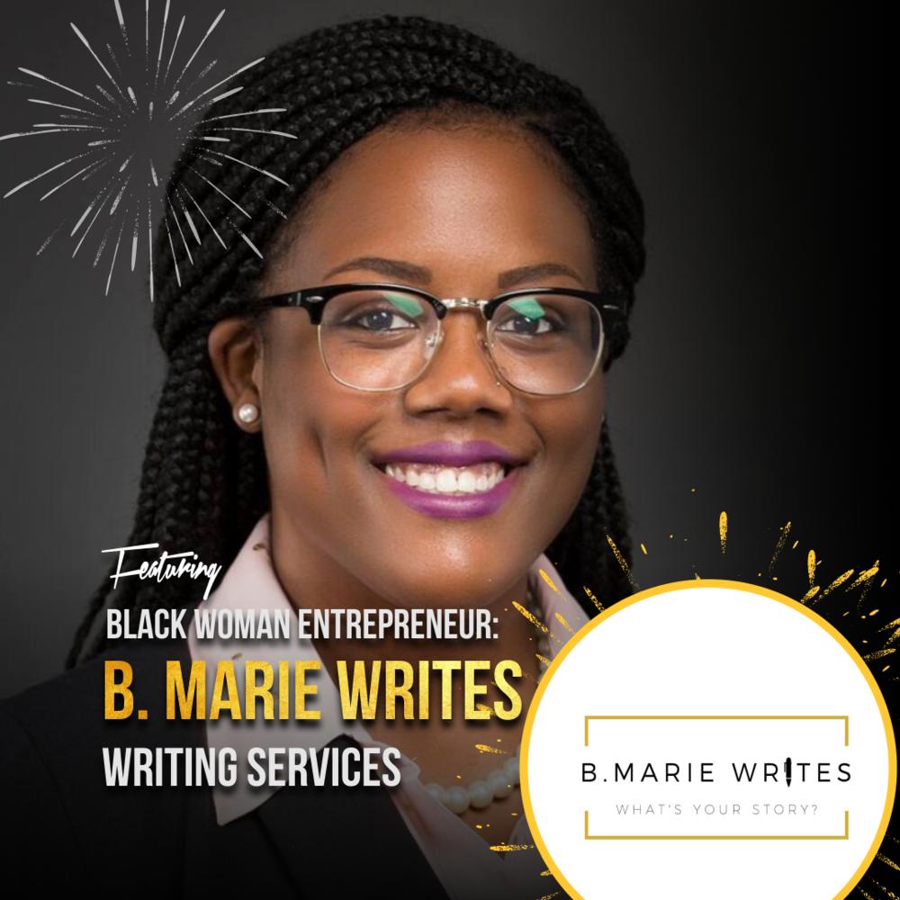 B Marie Writes.png