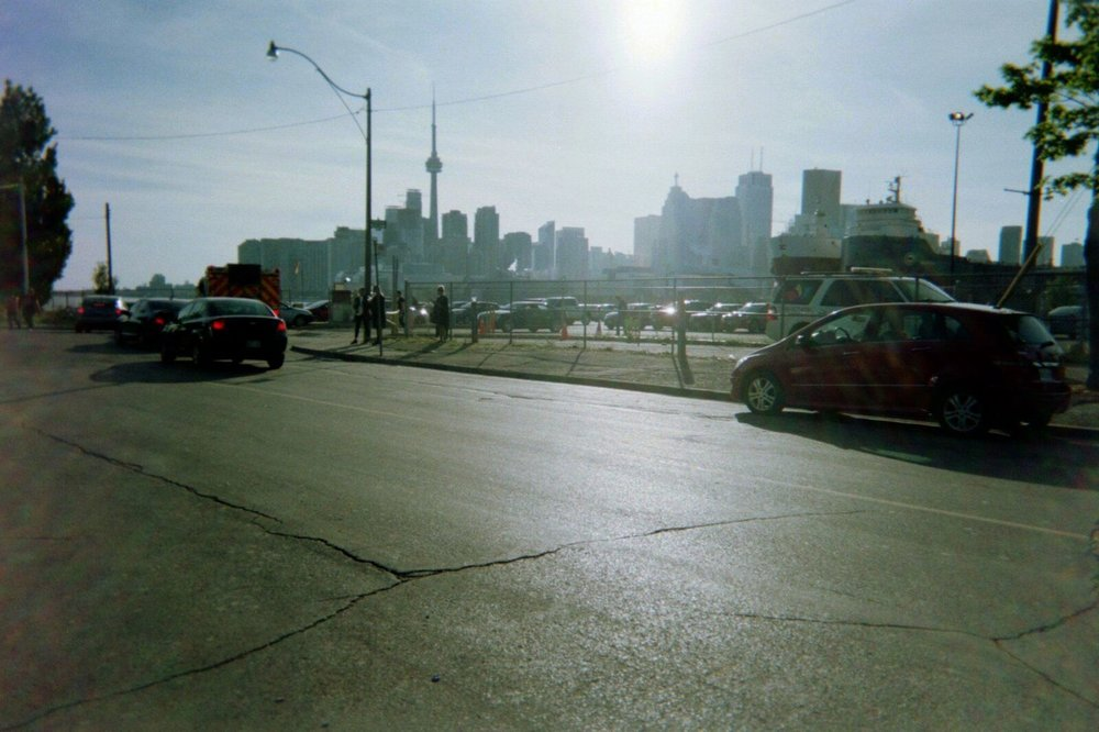 You can (c) the CN tower from this spot.