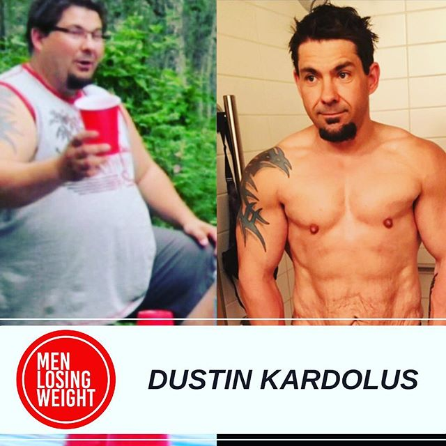 New episode with @dustystubbs5 is live! 🎧  You can find it in Apple Podcasts or wherever you do your podcast thing! 😎⠀ .⠀ Back in high school, Dustin had a rough time as a short, overweight kid. He used to wear two t-shirts just to try to hide all the nervous sweat that poured out of him and was super self-conscious about all that he ate and did around his classmates.⠀ .⠀ His weight continued to balloon after school, eating out and partying every day.  Then, after starting to go to the gym with a workmate - and just about collapsing after 5 min on a treadmill - he realized that he needed to address his health.⠀ .⠀ After losing over 50 lbs, Dustin got married and stopped paying attention to his fitness. He ended up at 300 lbs, nearly 40 lbs more than his previous high weight. At that point, he decided to take his health seriously again.⠀ .⠀ During our chat Dustin digs into - Why he turned his health around after conversations with his wife 🙅‍ The first steps he took to get healthy 🍏  How small changes were the pillar of his success (and how big changes can lead to failure) 🌞 His advice for people who've previously lost weight but gained it all back 📈⠀ .⠀ Thanks for listening! #podcast #weightlosspodcast #weightlosstransformation #weightlossjourney #fitnessinspiration #veganweightloss #ketoweightloss #paleoweightloss