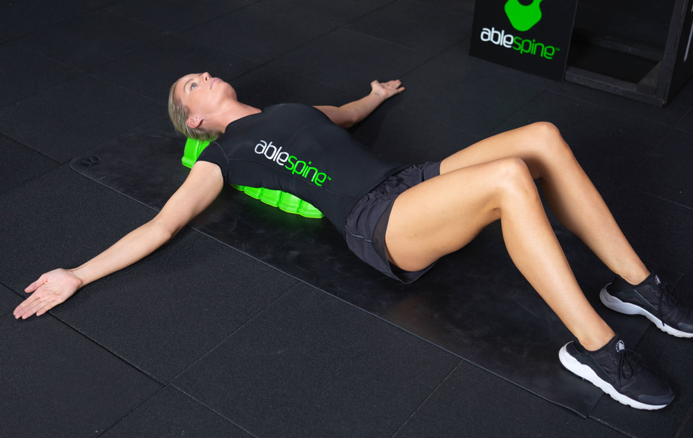 ablespine (intermediate) Chest expansion Posture -