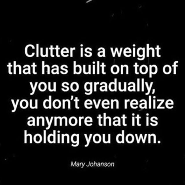 "A client recently said to me, ""I can't even remember everything I gave away so I don't think I will miss having it in my closet. 😊"" Clutter has a way of gradually creeping up on you. Imagine your ideal lifestyle and think about tidying! #konmari  #konmarimethod #sparkjoy #declutteryourlife #thelifechangingmagicoftidyingup #marleyforever"