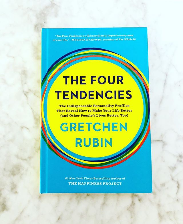 Couldn't make it to the KonMari Consultants retreat this year but just read the recommended book. Very insightful. I am an Obliger - definitely need outside accountability with regard to certain goals! Give it a read! #summerreading #konmari #konmarimethod #thefourtendencies #thelifechangingmagicoftidyingup #marleyforever