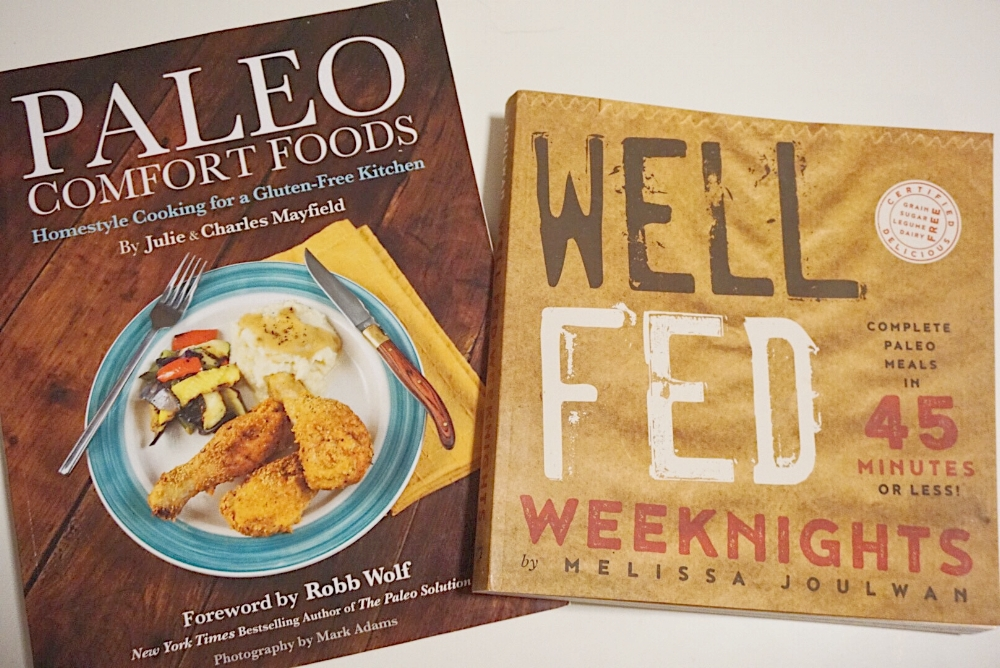 Paleo Cookbooks are plentiful. I ordered both of these from Amazon.