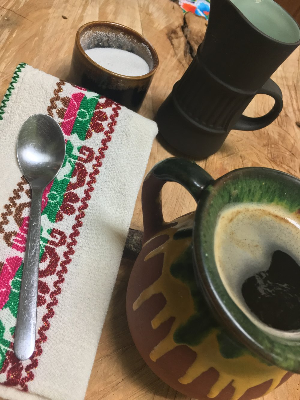 1. Mexican Coffee or Cafe de Olla con Canela