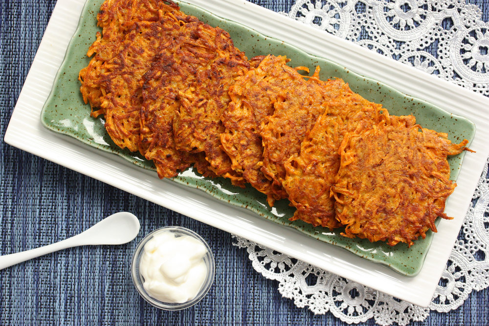 Sweet Potato Latkes not mine.jpg