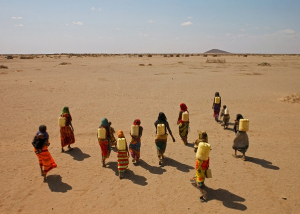Water - Societies will transform if we can help supply water to mitigate the burden of thirst.