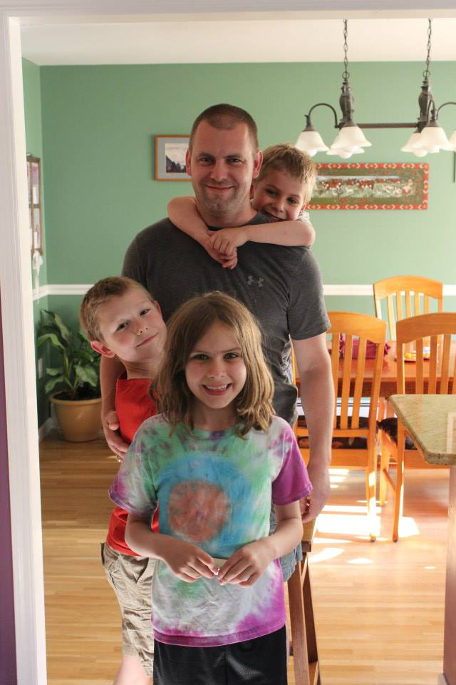 Happy family man from Virginia hoping to adopt a child