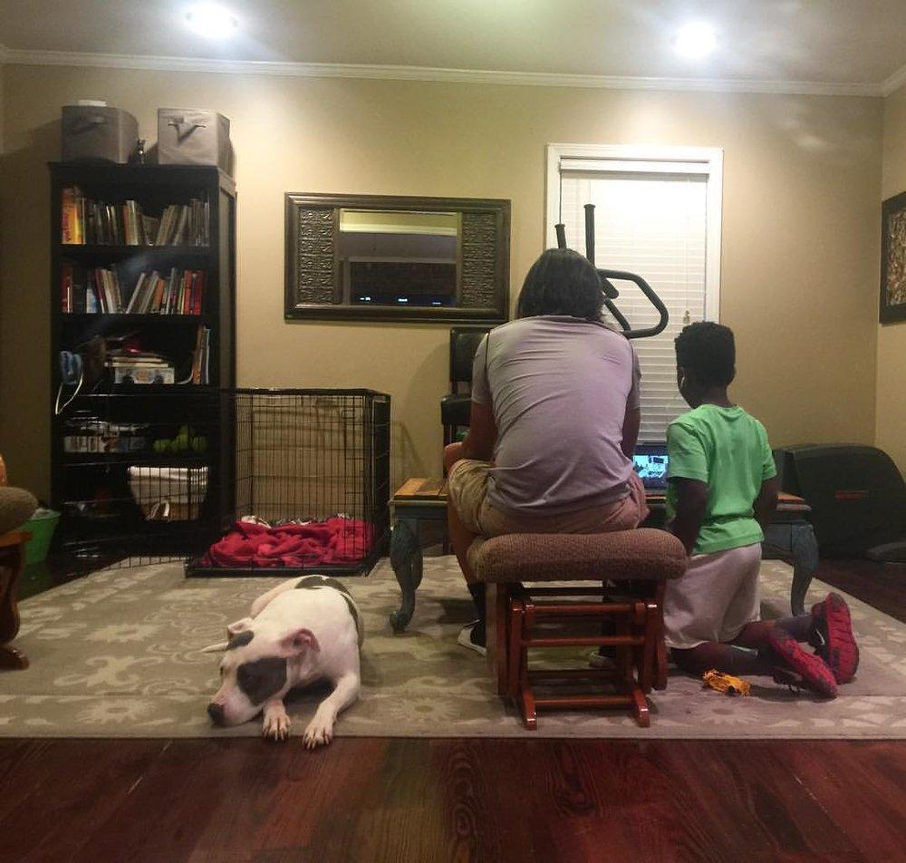 Florida family adoption