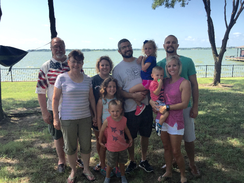 Texas family adoption