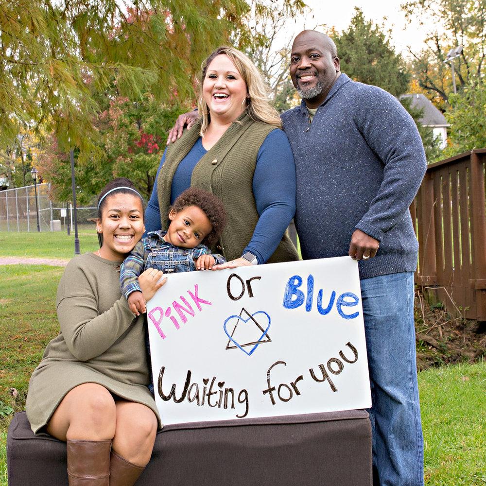 Adoption profile for family