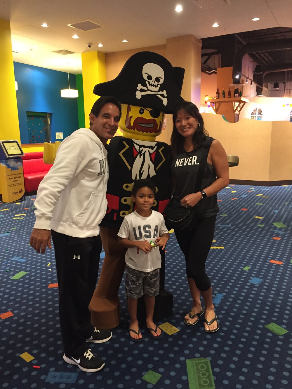 Legoland fun