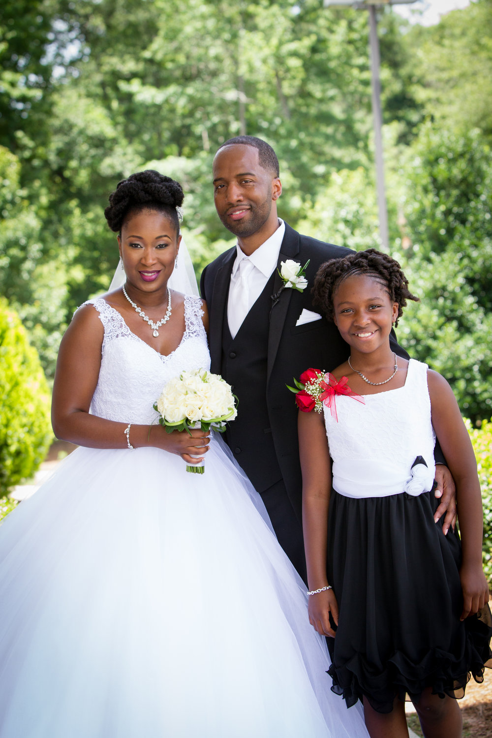 Happy family from Georgia ready to welcome a child into their family through adoption