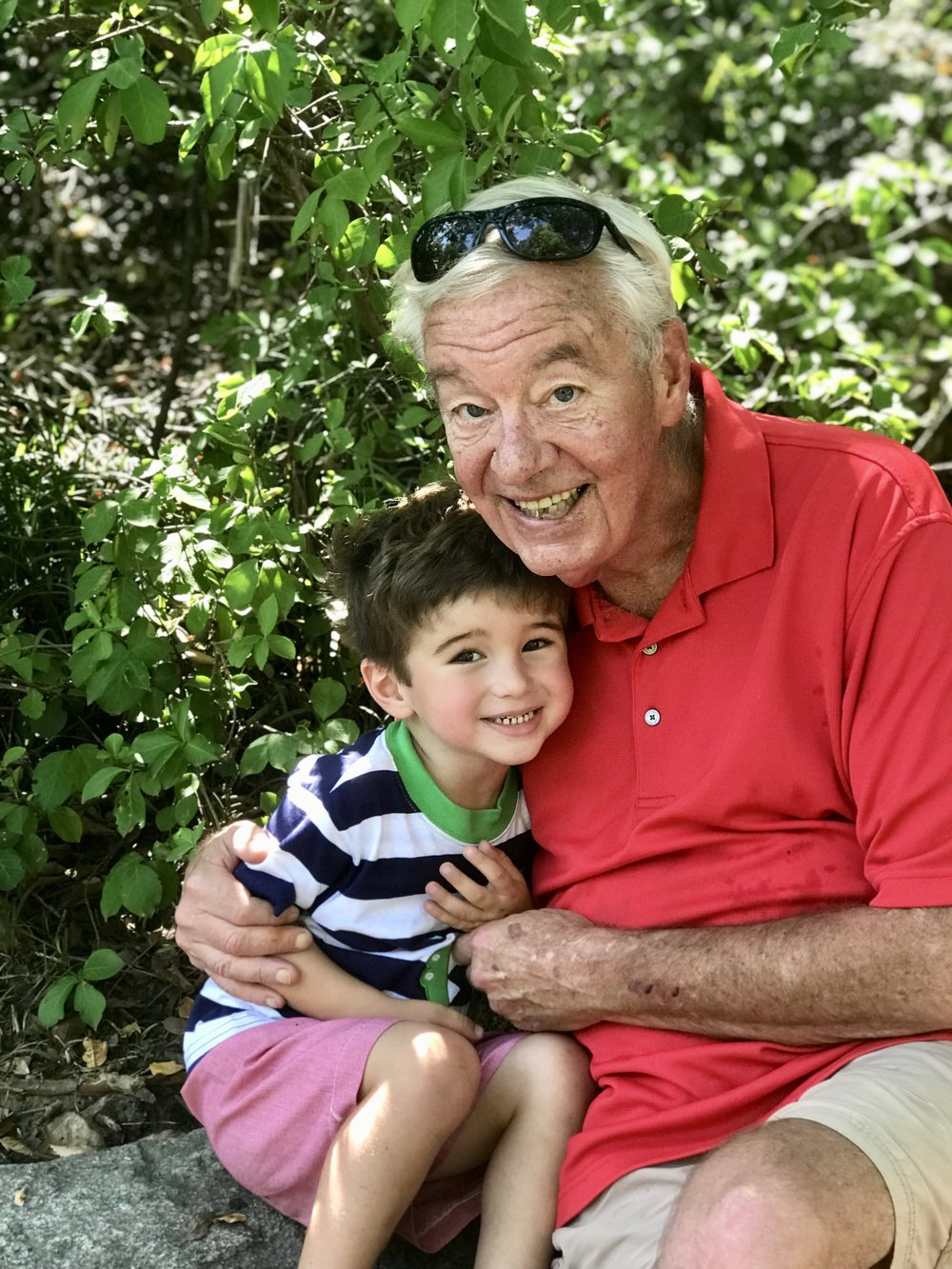Papaw joins us most zoo days