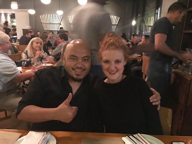 Dinner in Chicago