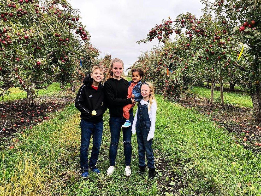 We love Minnesota Orchards