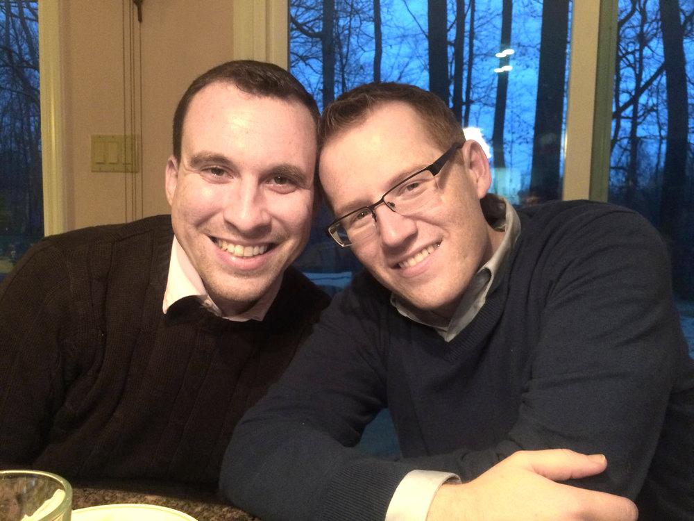 Adam and Jonathan Hope to Adopt