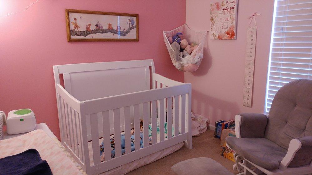 Christina's bedroom