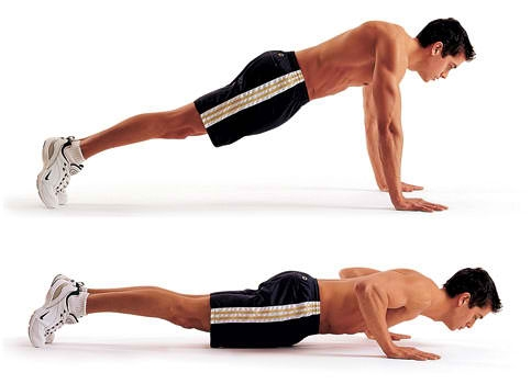 Traditional Push-Up