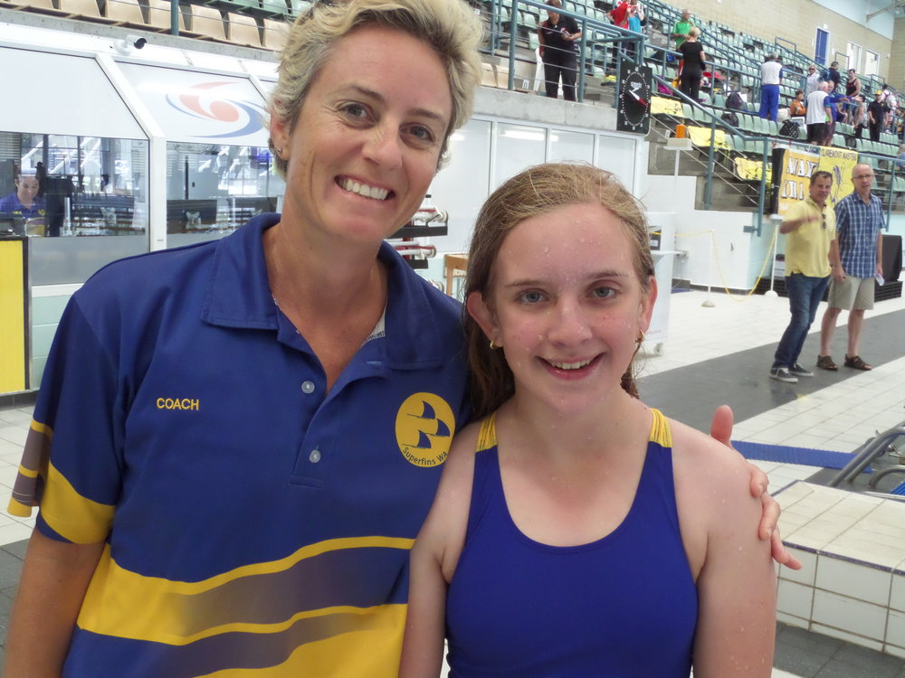 Club Swim: 2 - 3 events per year -