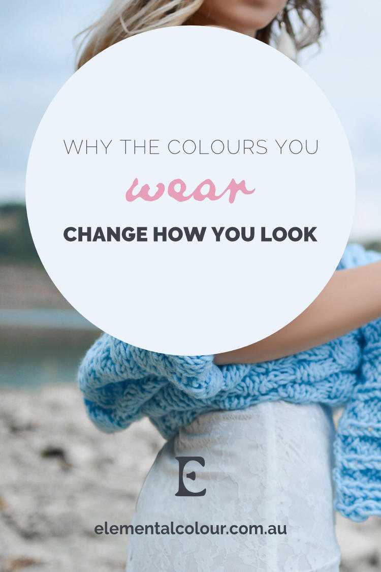 Why the Colours You Wear Change How You Look:  How quirks of human vision affect your appearance to others  and  yourself