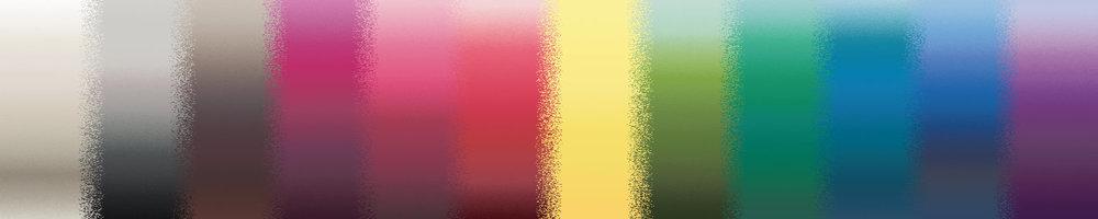 Dark Winter colour gradients