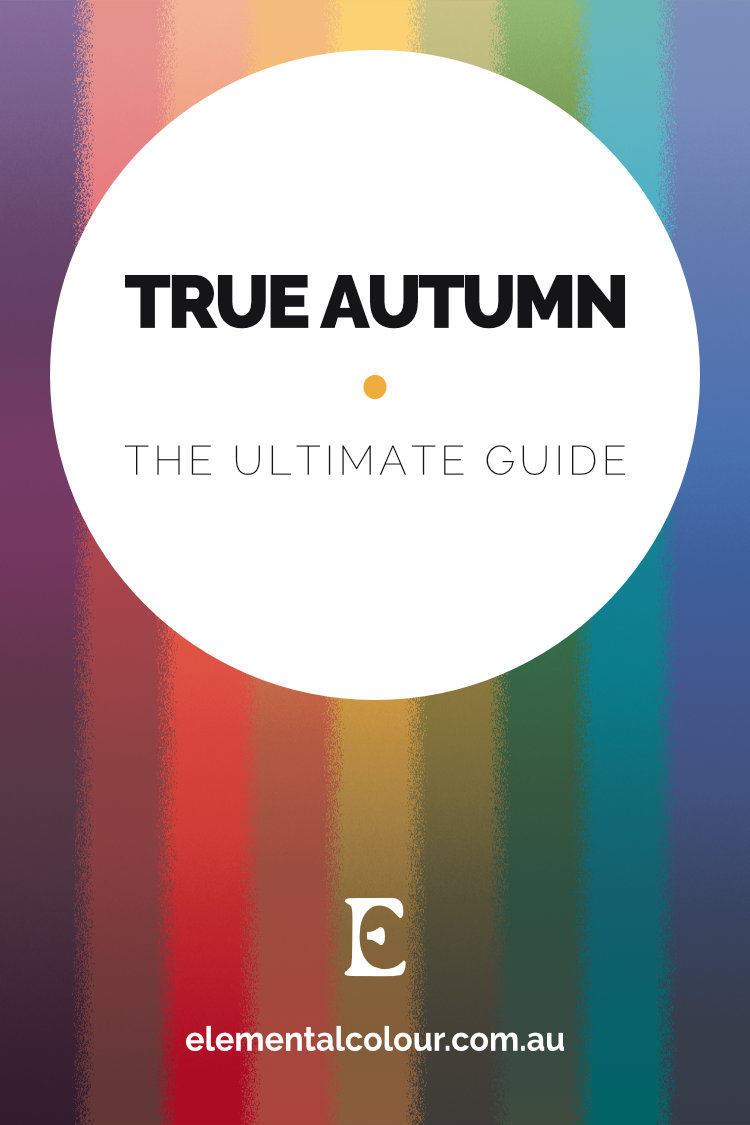 True Autumn: The Ultimate Guide. Everything you need to know about the True Autumn tone