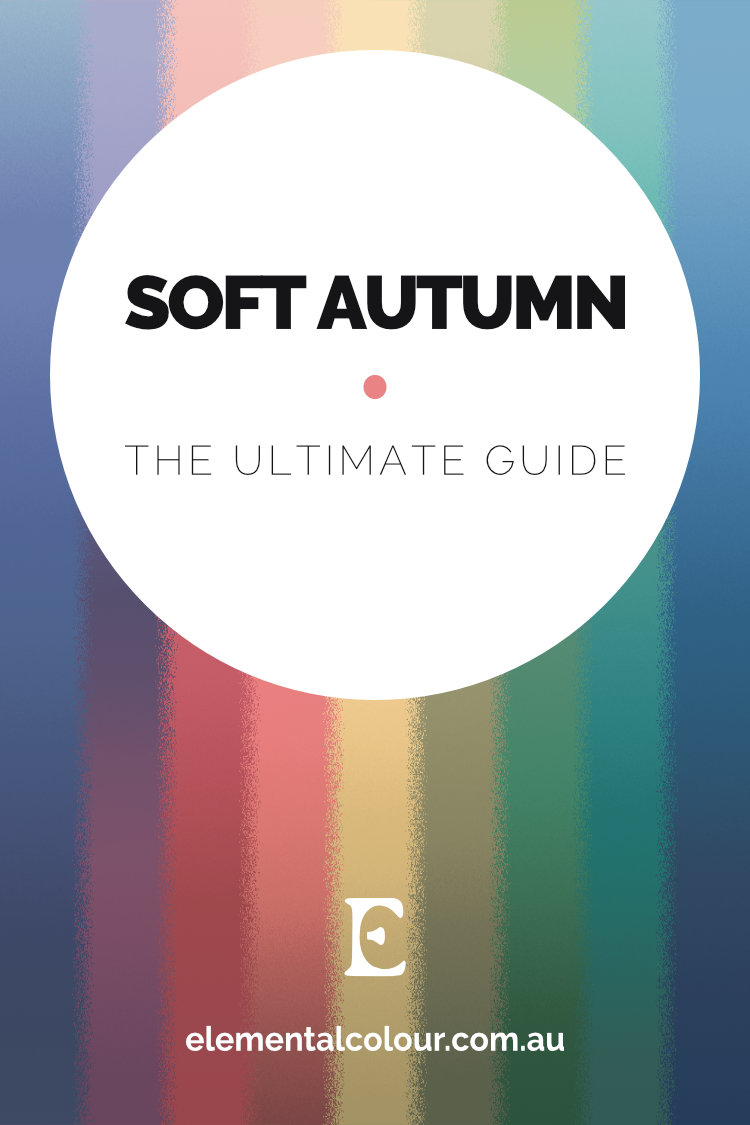 Soft Autumn: The Ultimate Guide — Everything you need to know about the Soft Autumn tone