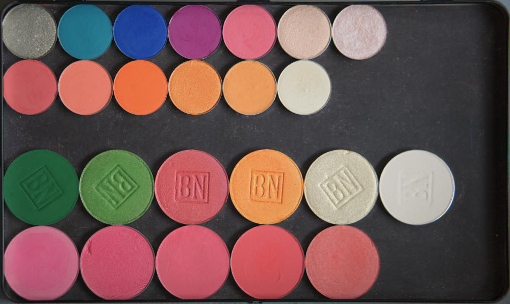 My Bright Spring makeup palette