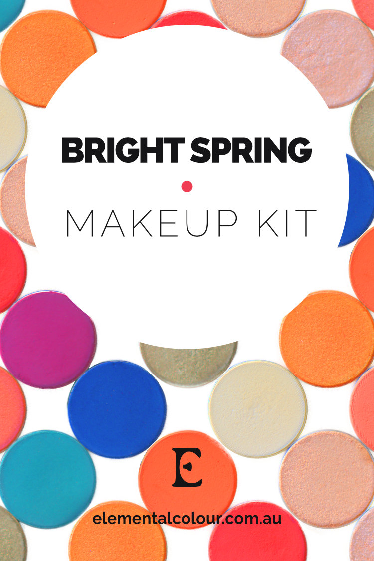 Bright Spring Makeup Kit — Perfect products, palettes and looks for Bright Spring women