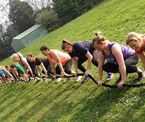 Boot Camp - Term 1: Monday 4th February to 1st April 7.15-8pmThis term, Boot Camp is running in the Ringwood East Scout Hall. Sessions will involve body weight exercises like push ups, squats and burpees, interspersed with running and competitive games.